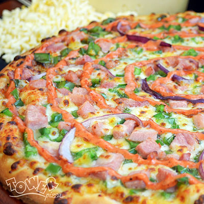 Pizza Chuleta Chimichurri