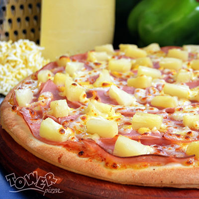 Tower Pizza Hawaiiana