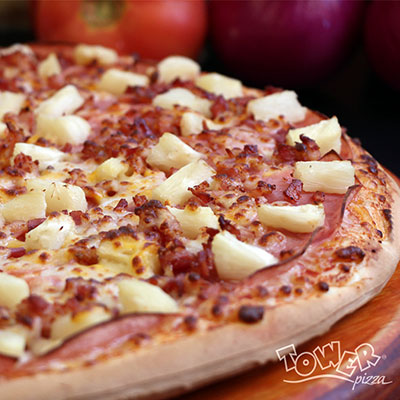 Pizza Hawaiana Especial
