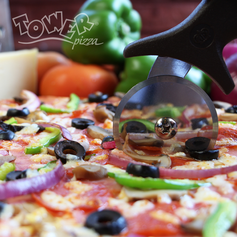 Tower Pizza Tepic Menu